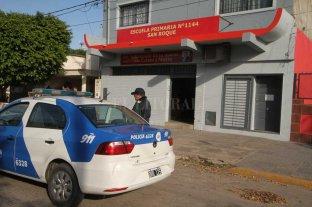 Padres del colegio San Roque cansados por reiteradas amenazas de bomba