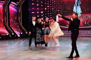 Inés Stork fue eliminada del Bailando