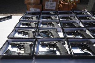 Investigan el destino de 900.000 balas policiales en Rosario