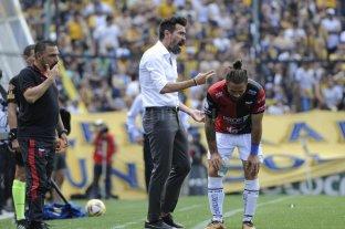 """Domínguez: """"Nos está costando salir de la media del fútbol argentino"""""""