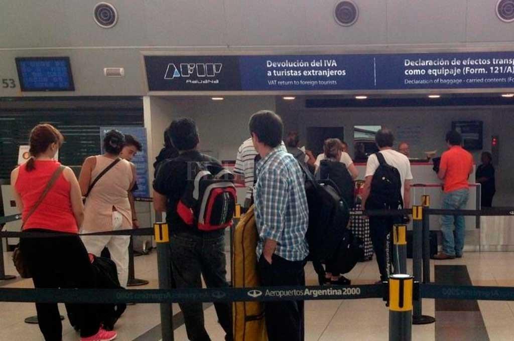 Buenas noticias para los viajeros Crédito: Archivo El Litoral