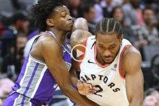 Toronto afianza su comienzo arrollador en la NBA