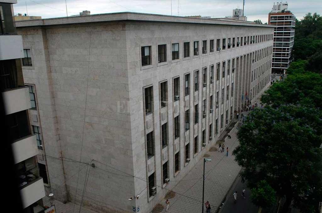 Tribunales de Rosario <strong>Foto:</strong> Poder Judicial de Santa Fe