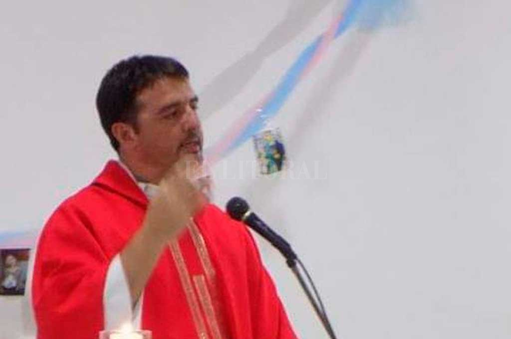 "Sacerdote José ""Pepe"" Milessi <strong>Foto:</strong> El Litoral"