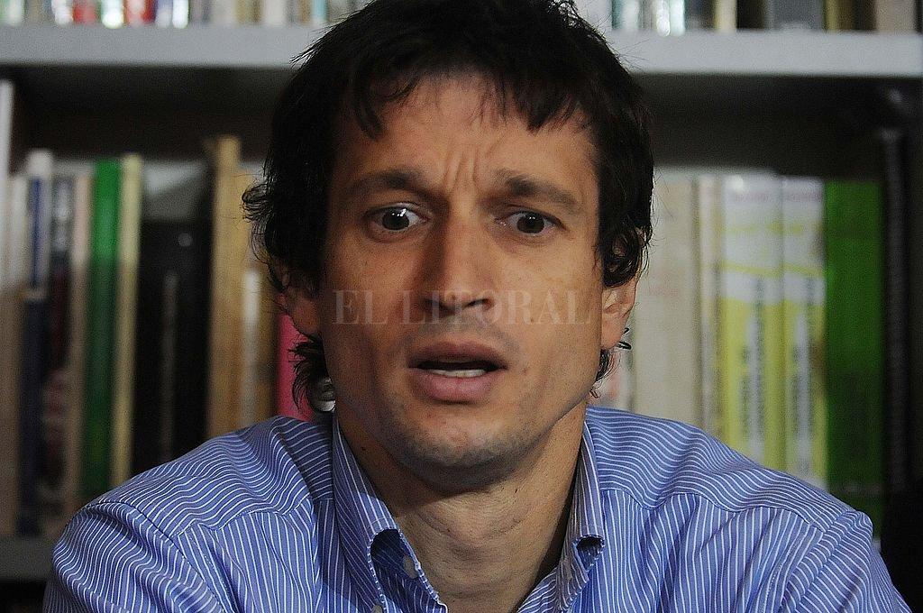 Diego Lagomarsino. <strong>Foto:</strong> Archivo El Litoral