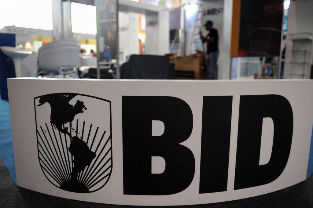 El banco BID, encargado de brindar soluciones financieras en países de América Latina y El Caribe. Crédito: Internet