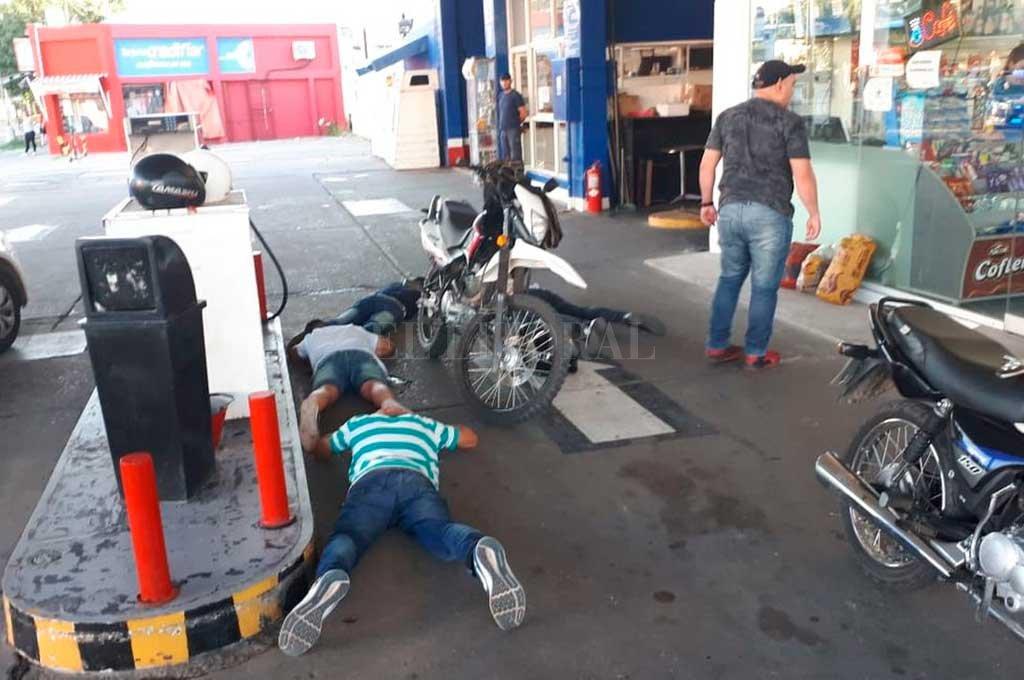 Momentos de tensión se vivieron durante el procedimiento Periodismo Ciudadano