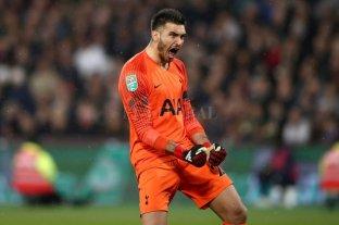La historia del santafesino que ataja en el Tottenham y fue convocado a la Selección