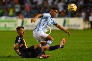 Atlético Tucumán le ganó a Rosario Central y se acerca a la punta