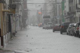 Datos acumulados de lluvia caída y recomendaciones por alertas meteorológicos