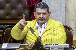 El diputado Olmedo protagonizó un choque que terminó con un muerto -  -