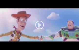 A volver a la infancia: Presentaron el primer trailer de Toy Story 4