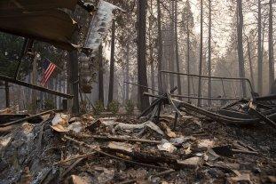 Fuego sin control: 31 muertos y más de 100 desaparecidos en California