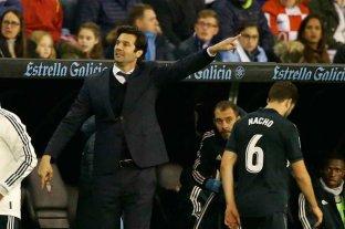 Solari fue confirmado como DT de Real Madrid