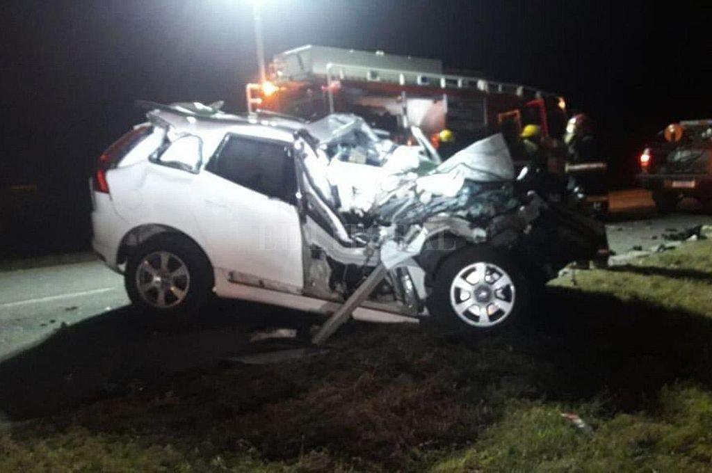 Sobreseyeron al conductor del camión contra el que chocó el ex gobernador De la Sota