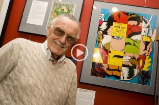 Murió Stan Lee, el creador del Hombre Araña y otros personajes del comic - Stan Lee. -