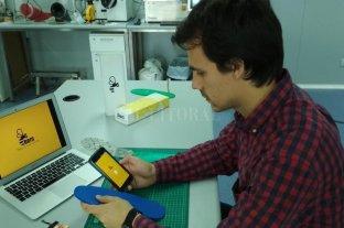 Un joven creó plantillas inteligentes para personas con diabetes - Facundo nació en Entre Ríos pero vive en Córdoba, donde estudió ingeniería biomédica en la Facultad de Ciencias Exactas, Físicas y Naturales de la UNC. -