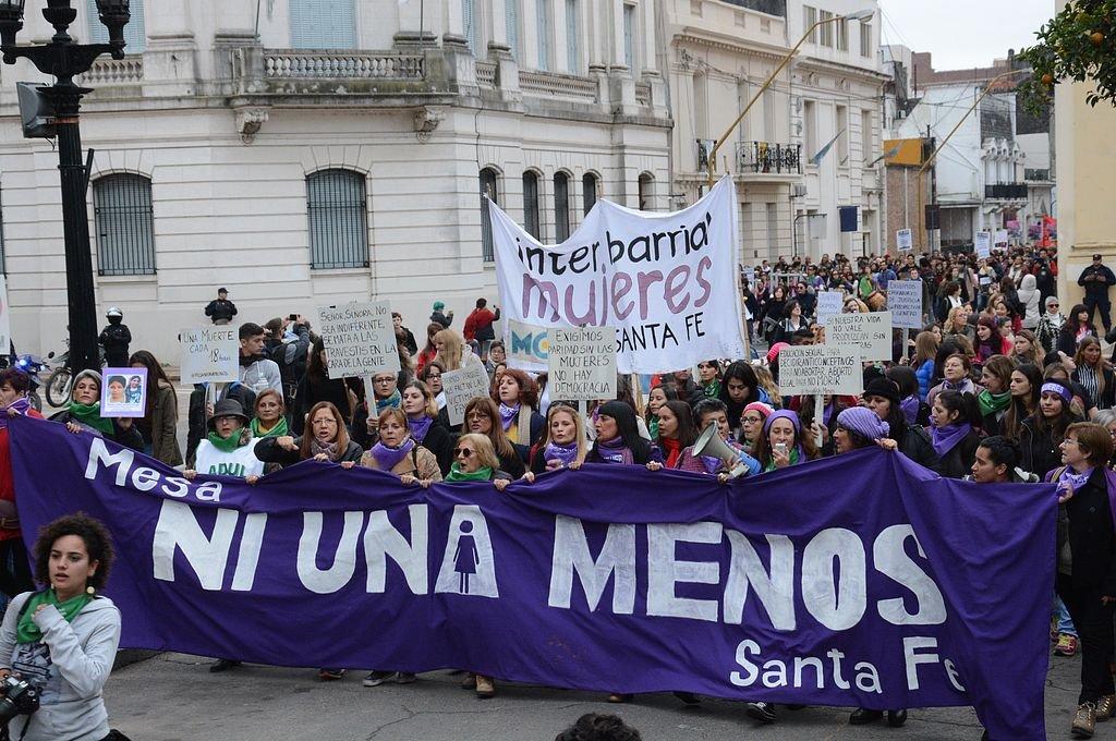 De enero a noviembre se registraron 216 femicidios en el país