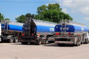 YPF afirmó que sus precios en surtidor llegaron a un valor de equilibrio -  -