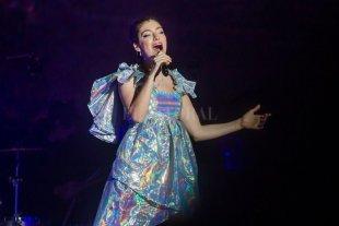 Sonidos globales contra la tormenta - Ella Marija Lani Yelich-O'Connor, la joven neozelandesa conocida como Lorde, referente de la música actual. -
