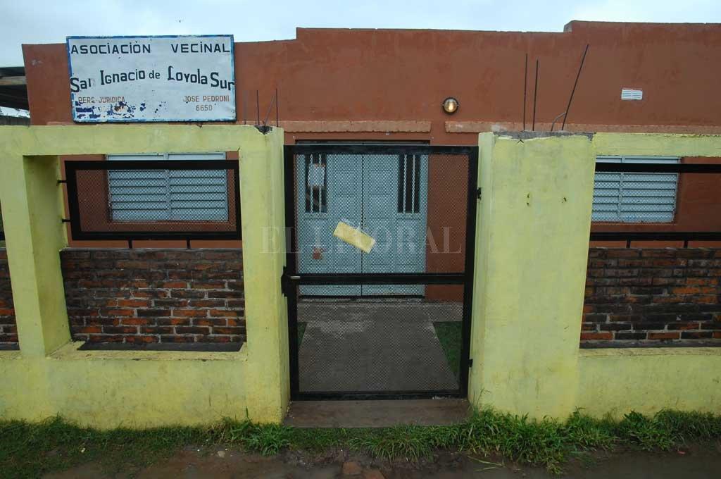 No es la primera vez que roban en la vecinal.  <strong>Foto:</strong> Archivo El Litoral