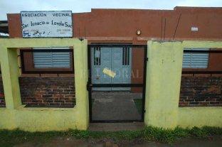 """Robaron en la vecinal """"San Ignacio"""", de Loyola Sur - No es la primera vez que roban en la vecinal.  -"""
