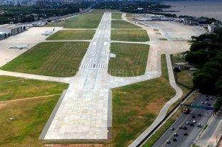 El Palomar fue habilitado como aeropuerto internacional -  -
