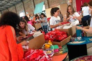 Celebran el mes de las infancias con una nutrida agenda de actividades