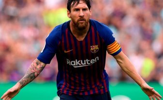 Messi rompió un nuevo record y buscará superar la marca histórica de Pelé