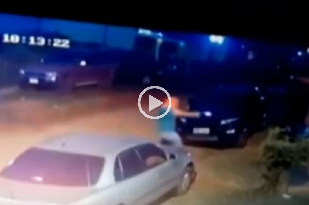 Video: asesinan a una abogada argentina que defendía a narcos brasileños en Paraguay