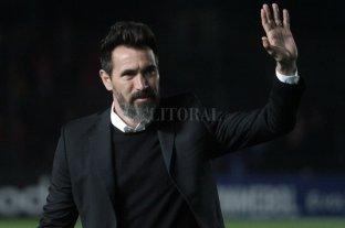 """""""Gracias Eduardo!"""", el mensaje de despedida de Colón al DT -  -"""