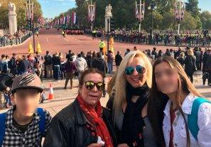 Murió de vacaciones en Italia, y ahora su cuerpo está varado en Ezeiza - Elsa Margarita Barragán se encontraba de vacaciones con su hija y sus dos nietos. -