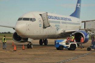 El presidente de Aerolíneas Argentinas niega una eventual privatización de la empresa -  -