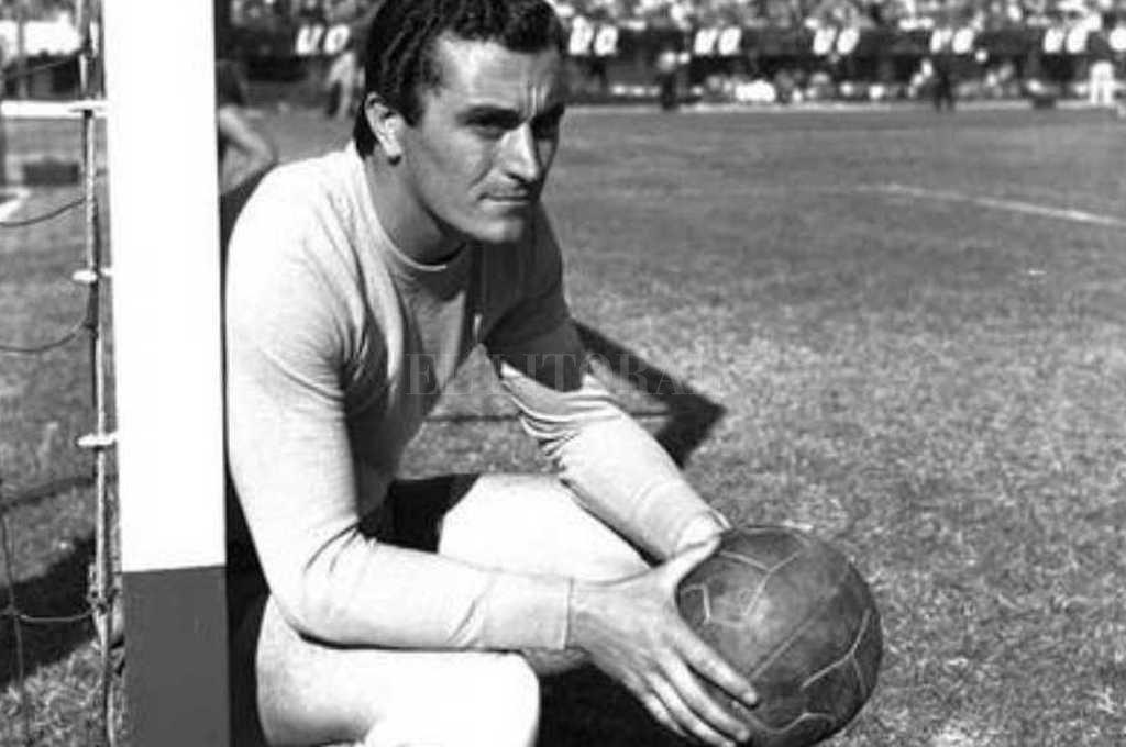 Amadeo Carrizo nació en Rufino, Provincia de Santa Fe, el 12 de junio de 1926. Crédito: Archivo El Litoral