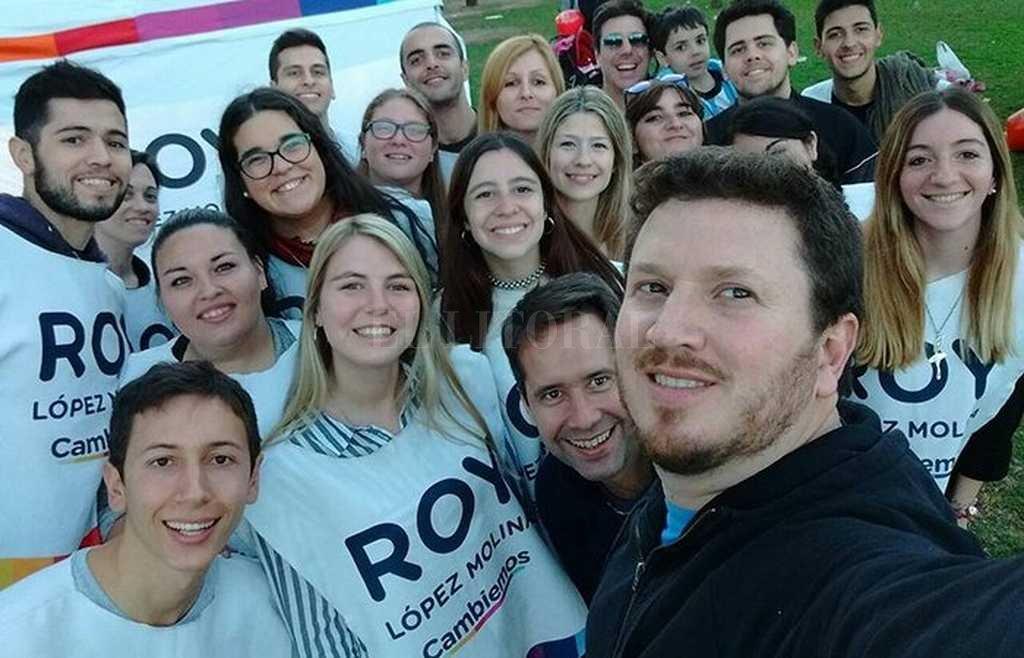 Federico Angelini, diputado provincial del PRO.  <strong>Foto:</strong> Captura de Internet