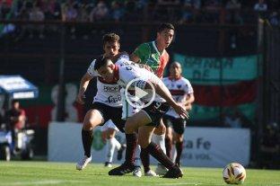 En vivo: mirá el partido entre Colón y Unión de Sunchales