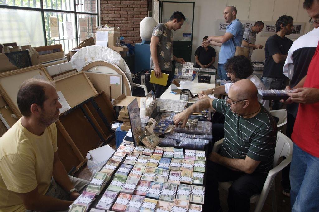 Nuevo encuentro Numismático en Santa Fe