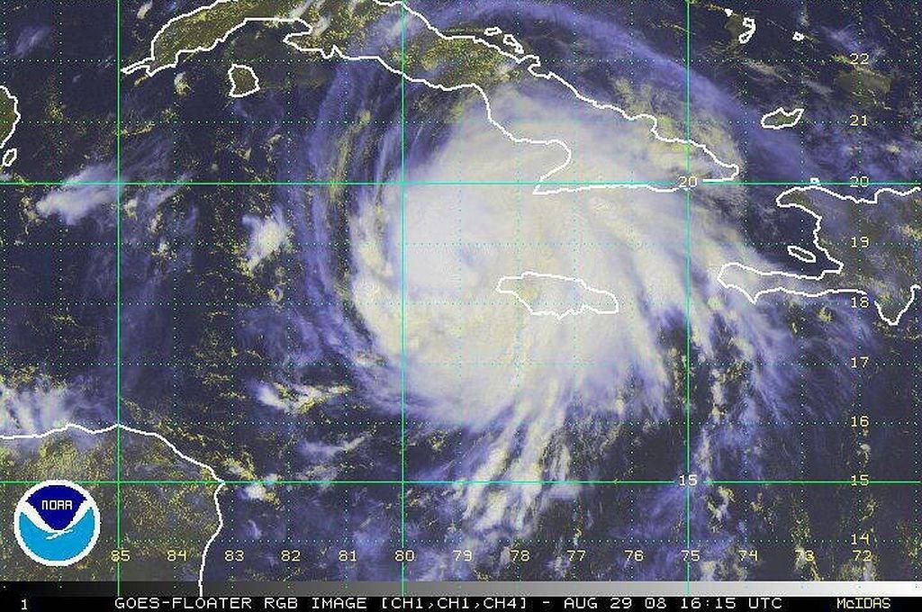Por el cambio climático las tormentas son cada vez más intensas