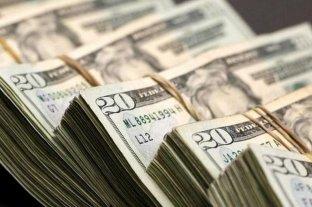 El dólar subió 5 centavos y cerró a $ 37,02