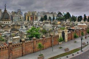 Explosión en el cementerio de la Recoleta: una mujer herida  -