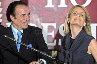 Internaron en Chile al hijo de Menem y Cecilia Bolocco