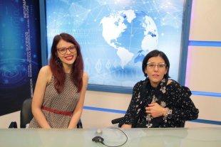 """""""Más política"""": pedido juvenil  para combatir la discriminación  - Schibelbein y Chillemi valoraron los aportes juveniles y el trabajo del Inadi por una Argentina mejor.  -"""