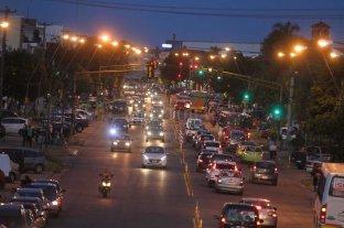 Robaron dinero de un supermercado chino de la Av. Aristóbulo del Valle - El robo tuvo lugar en un comercio de la transitada avenida Aristóbulo del Valle -