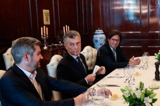 """Macri sobre el presupuesto 2019: """"Es un paso adelante"""" -  -"""