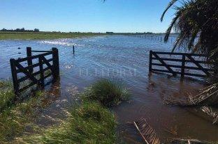 Todavía hay 287 evacuados en localidades santafesinas -  -