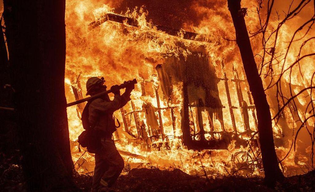Incendio en California: Ya son 56 los muertos confirmados