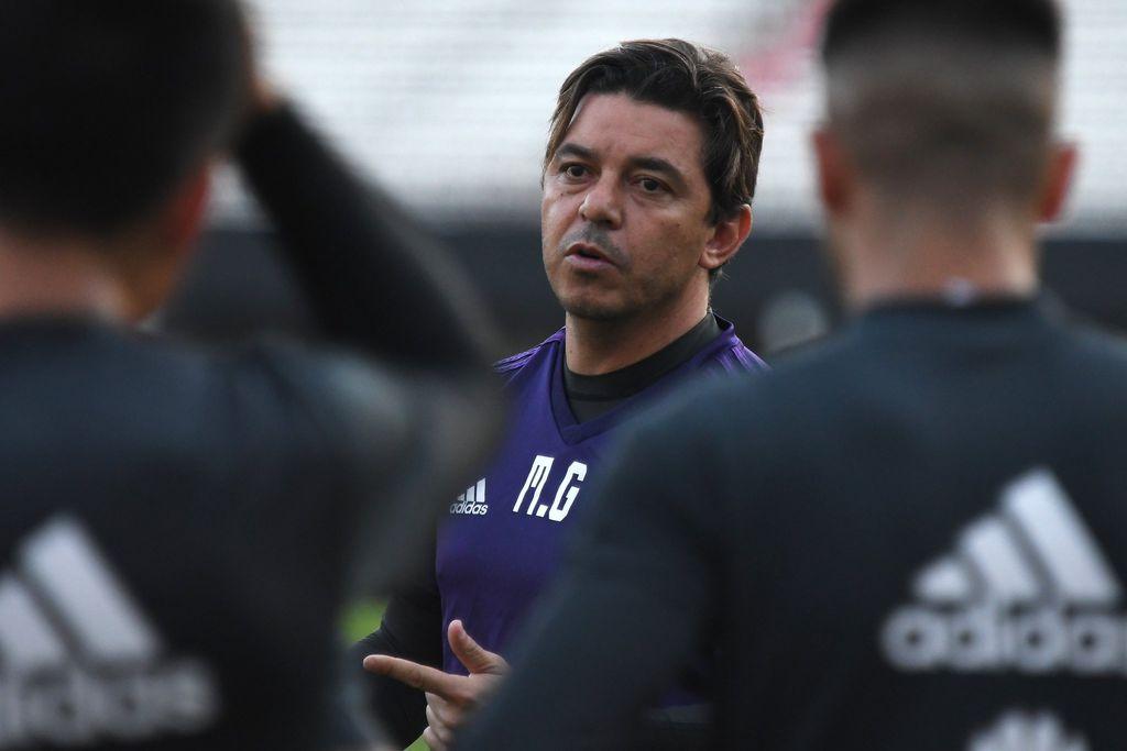Conmebol ratificó la sanción a Gallardo y no podrá dirigir la segunda final