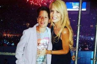 El hijo de 14 años de Menem y Bolocco padece un tumor cerebral  - Maximo Menem y Cecilia Bolocco. -