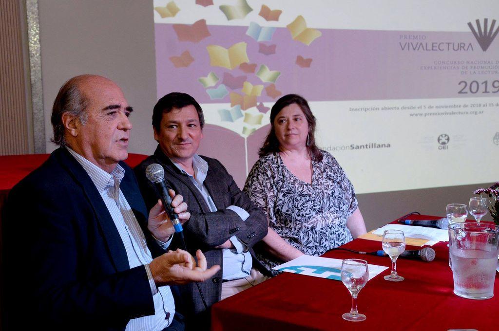 """Se lanzó el certamen """"Vivalectura 2019"""" para establecimientos educativos"""