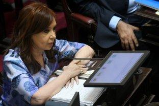 Cambiemos pidió una sesión especial para tratar el desafuero de Cristina Kirchner -  -